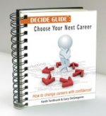 3D cover for Decide Guide: Choose Your Next Career