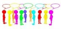 Image representing social decision making