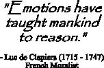 de Clopiers Quote