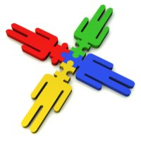 Image representing groupthink theory