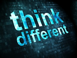 Image of Think different