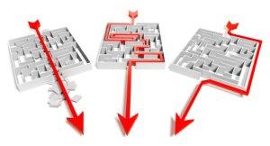 Image showing decision alternatives
