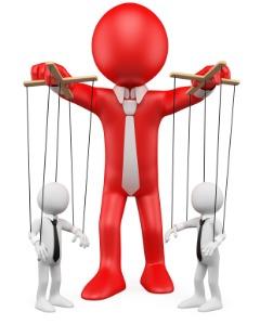 Image suggesting manipulation of evidence