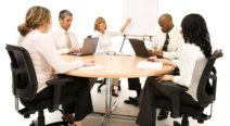 Image of organizational decision making