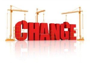 Image of building change